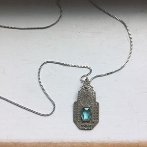 Jewelry - Delicate and rather ornate necklace